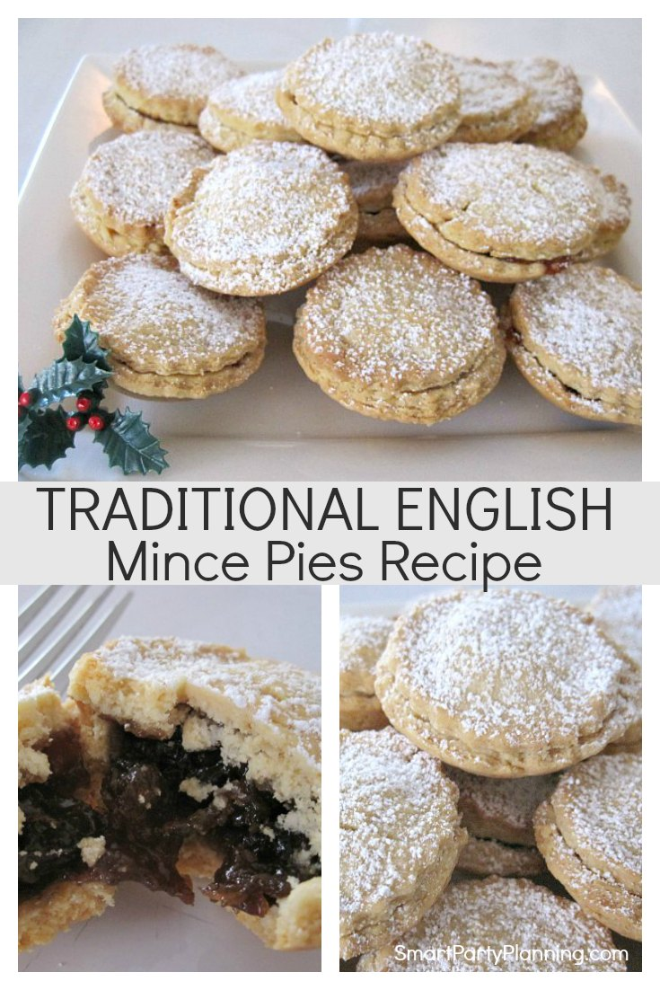 Traditional Fruit mince pies recipe