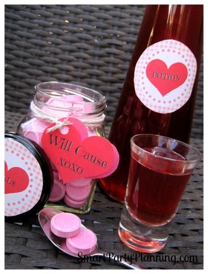 Valentines Day Love Potion