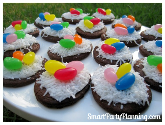 Birds Nest Cookies Are Cute Easter Desserts