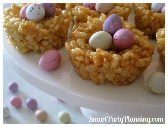 Cute Easter Desserts: Honey Joys