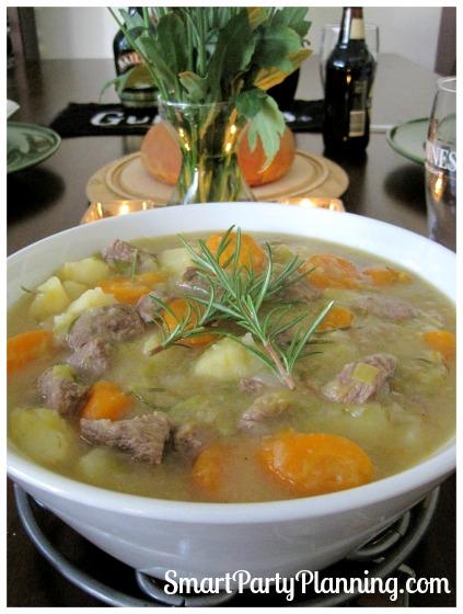 How To Make An Easy Traditional Irish Lamb Stew Recipe