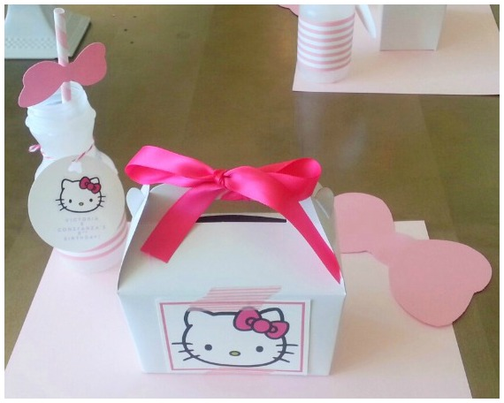Hello Kitty Party Decorations
