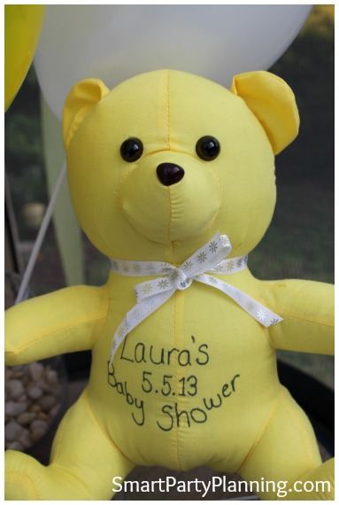 Gorgeous Yellow Baby Shower Any Mom To Be Will Love