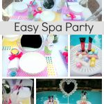 Easy Spa Party
