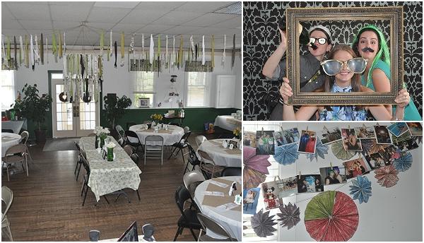Bridal Shower Theme Party Ideas