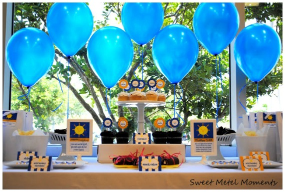 Pre-school graduation party ideas