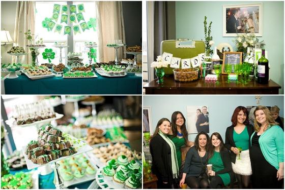 St Patricks Day Theme Party Ideas
