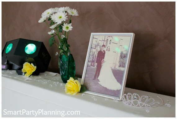 40th Wedding Anniversary Ideas