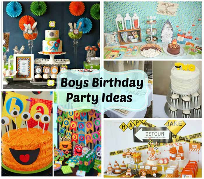 98 Ideas For Birthday Parties 10 Year Old Boy
