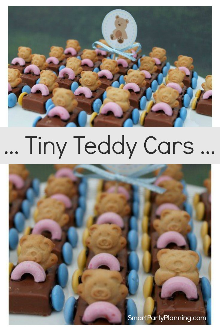 Easy Tiny Teddy Cars
