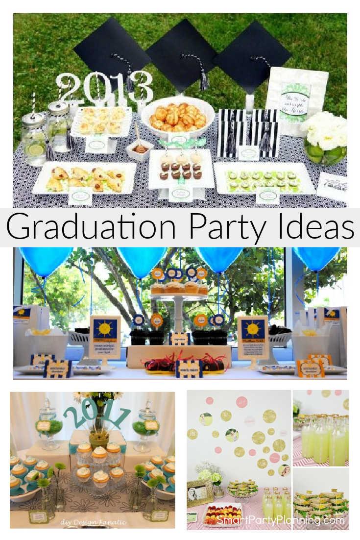 Graduation Party Ideas