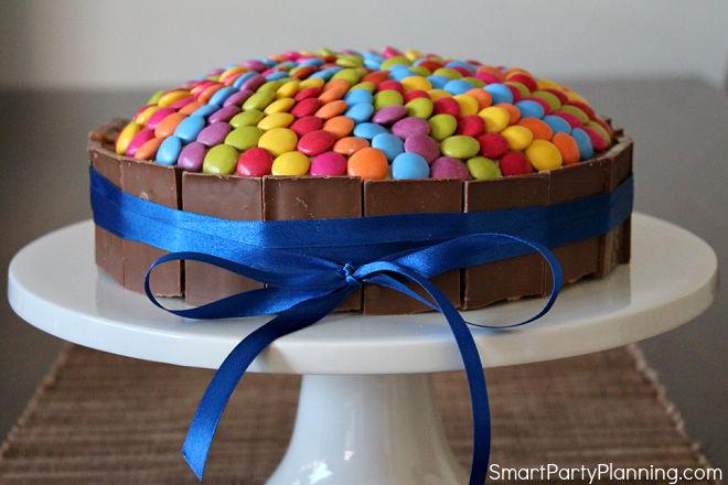 Kit Cake Cake