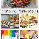 Rainbow Party Ideas