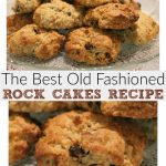 The Best Old Fashioned Rock Cakes Recipe
