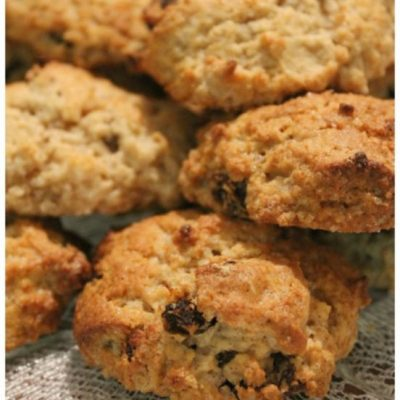 The Best Traditional Rock Cakes Recipe Like Grandma Used To Make