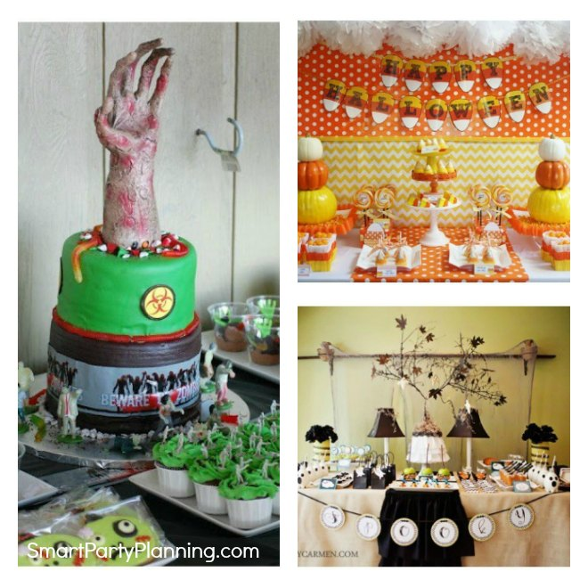 Easy Halloween Party Themes