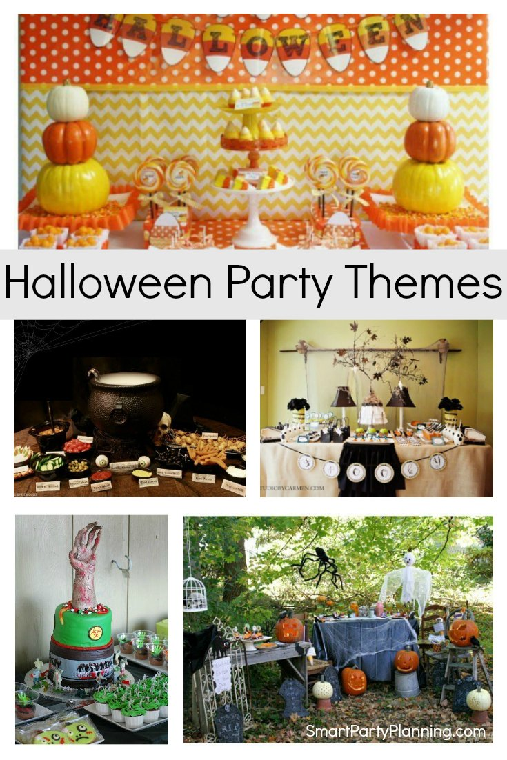 Halloween Party Themes