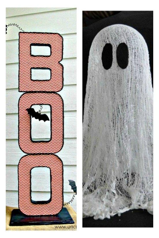 Halloween crafts kids can make