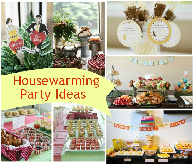 Housewarming party ideas for Event planning ideas parties