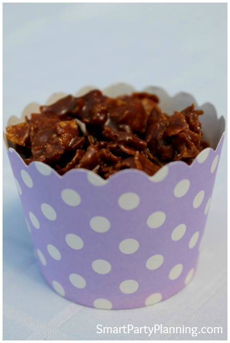 Dark Chocolate Crackles Recipe — Dishmaps
