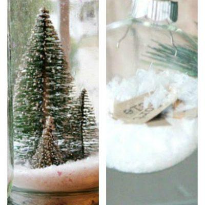 The Best Easy Handmade Christmas Ornaments