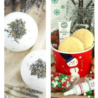 Quick And Easy Handmade Christmas Gifts