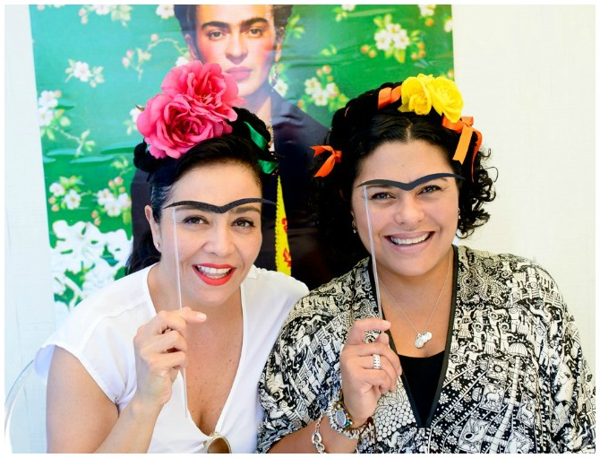 Mexican Theme Party Photo Booth