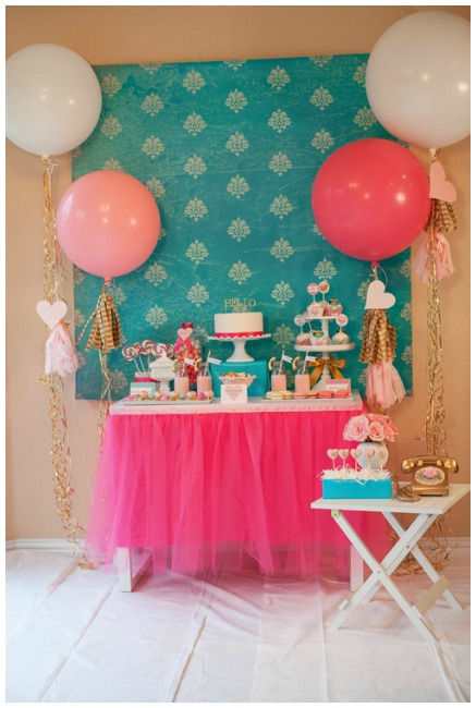 """Looking for a party that says """"I Love You""""? This selection of love filled parties are perfect for your Valentine's day inspiration complete with ideas for food and decorations.  These Valentine's ideas will be making you want to hold that party quick smart!"""