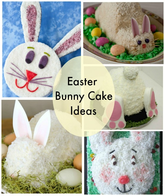 easter bunny cake ideas easter bunny cake ideas 3786