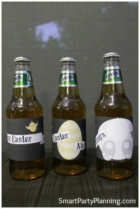 Easter Beer Labels