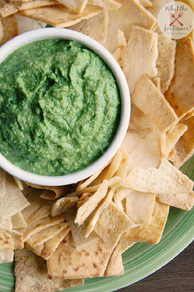 Green-Hummus