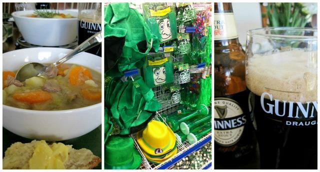 Celebrate St Patrick's Day