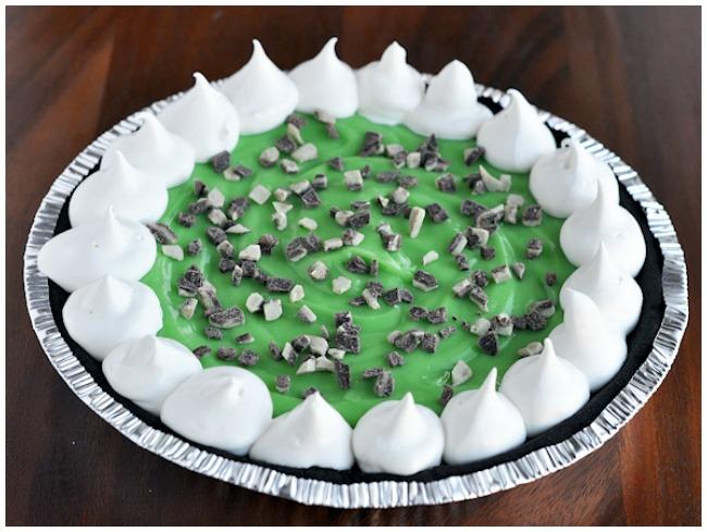 Green Grasshopper Pie