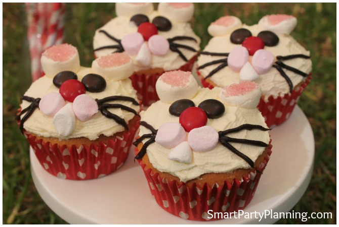 How to make bunny cupcakes