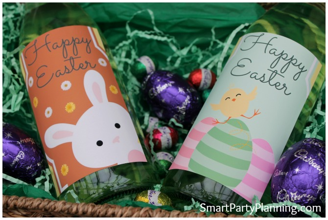 Easter wine bottle labels negle Images