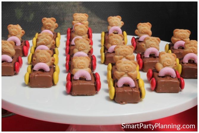Teddy Bear Cars