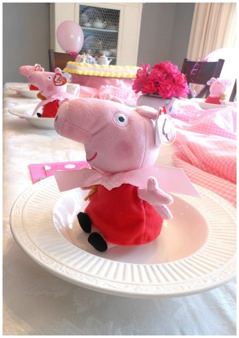 Peppe Pig Tea Party