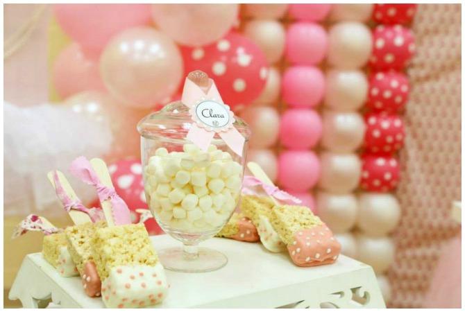 Ballerina Desserts