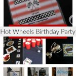 Easy Hot Wheels Birthday Party