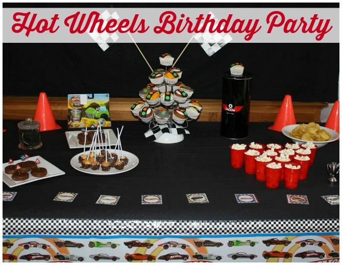 Hot Wheels Party Decorations Australia