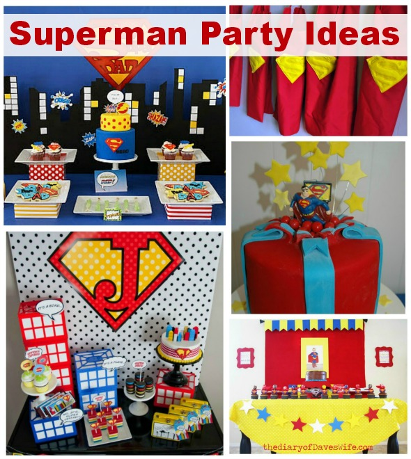 Birthday Decoration Spiderman Theme