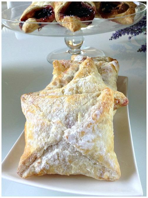 Blueberry Cheesecake Danish Pastry Recipe