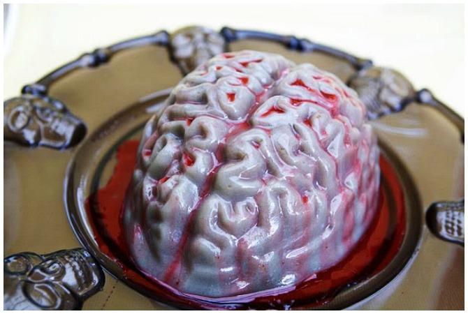 Jello brain