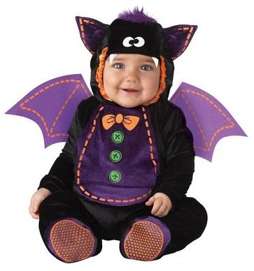 Unisex Bat Costume