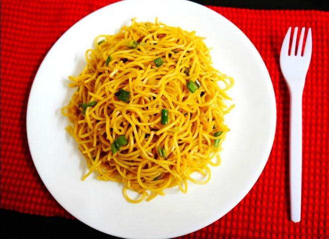 Indian Ramen Noodles