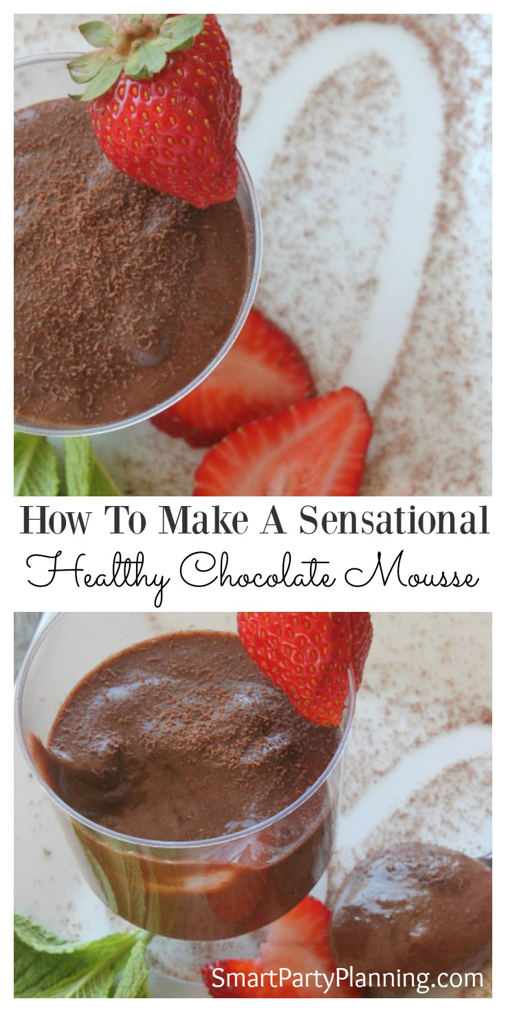Sensational Quick Chocolate Mousse Recipe