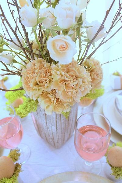 Beautiful flower centrepiece