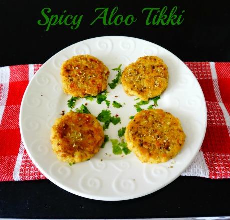 How To Make Aloo Tikki