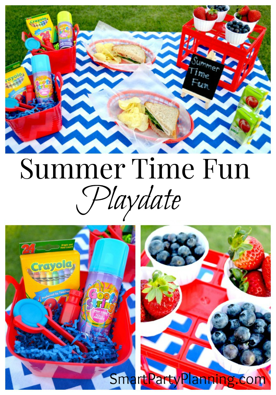 Summer Time Fun For Kids