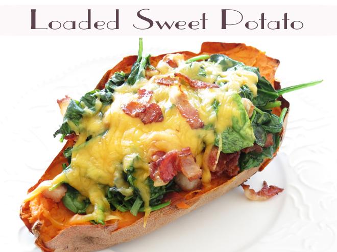 Sensational Loaded Sweet Potato Recipe